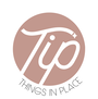Things In Place – TIP Method – Inicio Logo